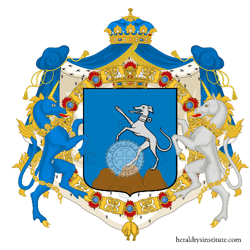 Coat of Arms of family Scaratti