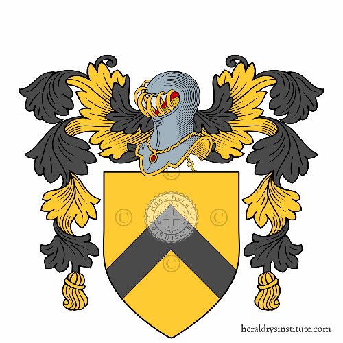 Coat of arms of family Fontana (de)