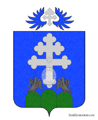 Coat of arms of family Econe