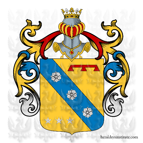 Coat of Arms of family De Pinto