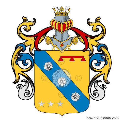 Coat of Arms of family Opinto