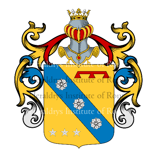 Coat of Arms of family Spinto