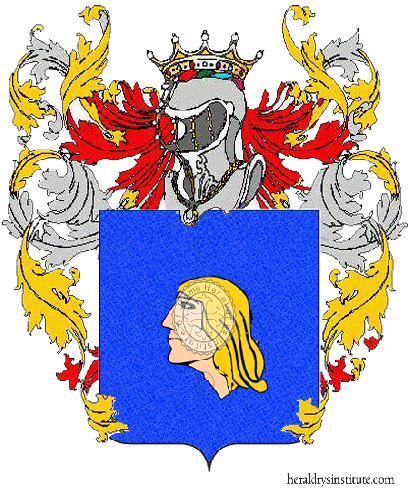 Coat of Arms of family Di Giusto