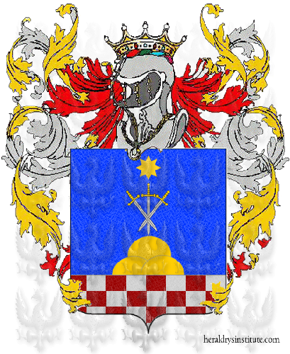 Coat of Arms of family Pistola
