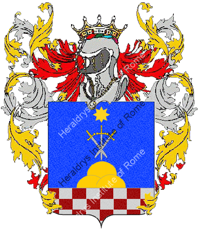 Coat of Arms of family Pistoli