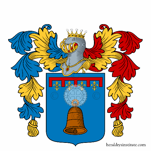 Coat of Arms of family Pampani