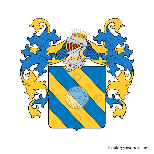 Coat of Arms of family Panteri