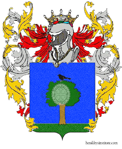Coat of Arms of family Noselli