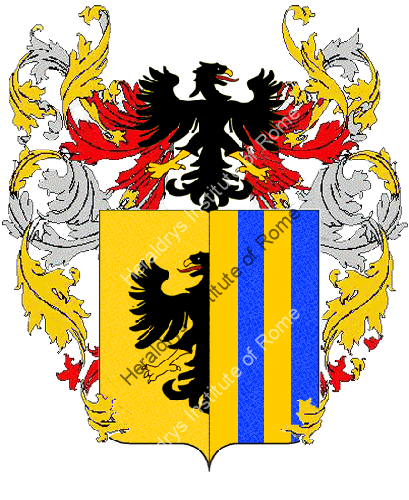 Coat of Arms of family Mengheri