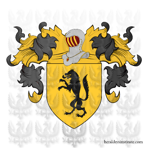 Coat of Arms of family Zobetti