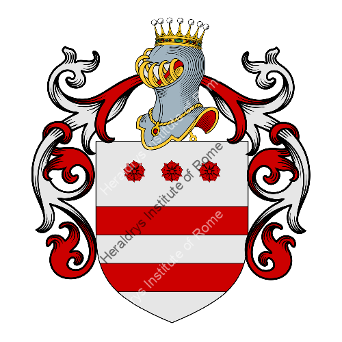 Coat of Arms of family Donatio