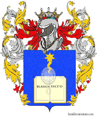 Coat of Arms of family Ulasio