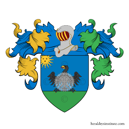 Coat of Arms of family Venturina