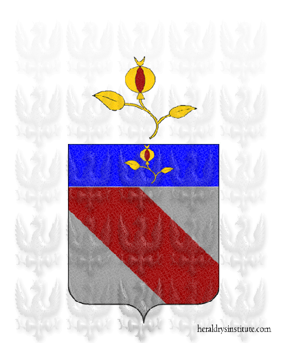Coat of Arms of family Vercellina