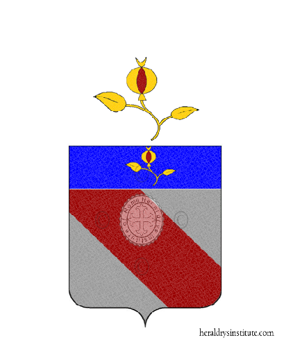 Coat of Arms of family Vercellini