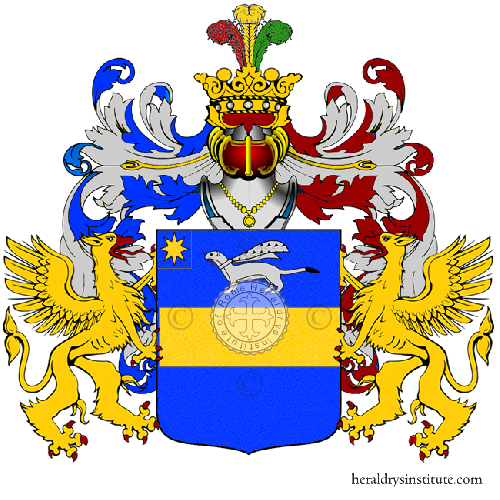Coat of Arms of family Dinetti