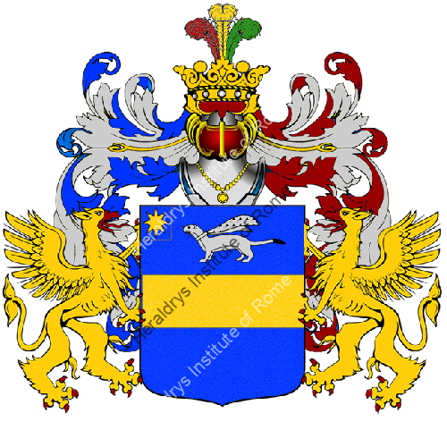 Coat of Arms of family Sannetti