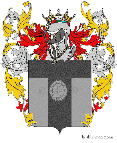 Coat of Arms of family Sabadi