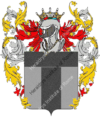 Coat of Arms of family Sabadin