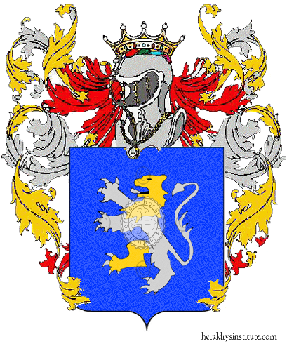 Coat of Arms of family Ebellomo