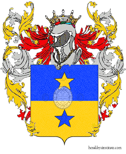 Coat of Arms of family Chechi