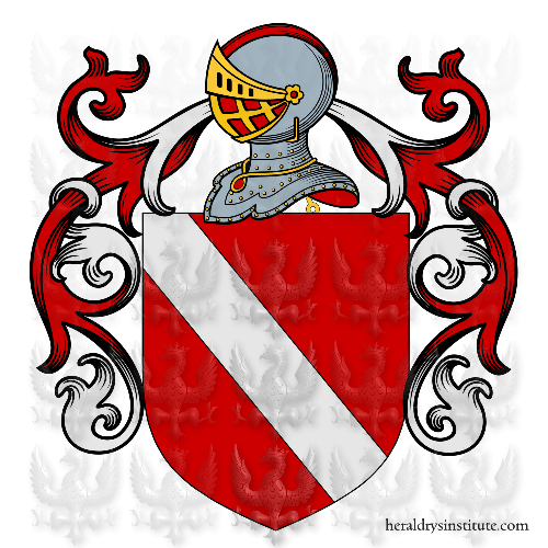 Coat of Arms of family Sacconaghi