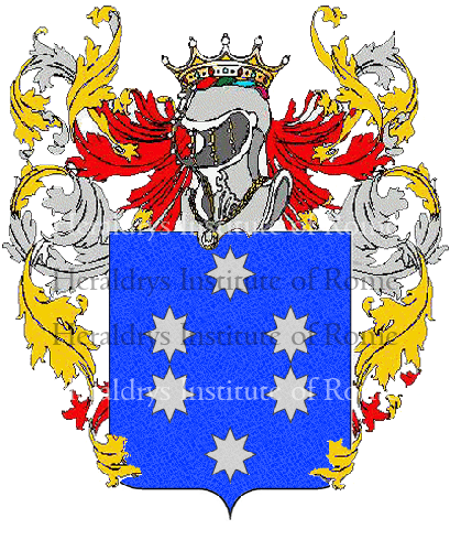 Coat of Arms of family Panigazzi