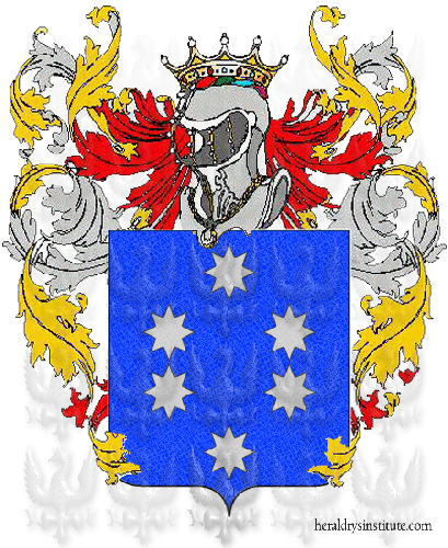 Coat of Arms of family Panighelli