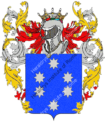 Coat of Arms of family Panito