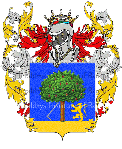 Coat of Arms of family Murasco