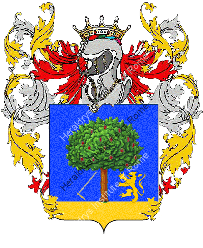 Coat of Arms of family Murazze