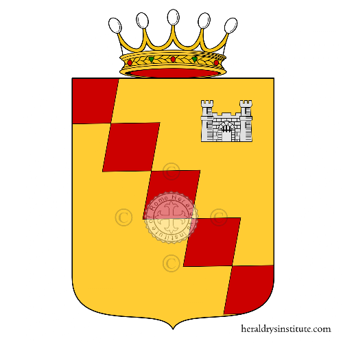 Coat of Arms of family Ebardi