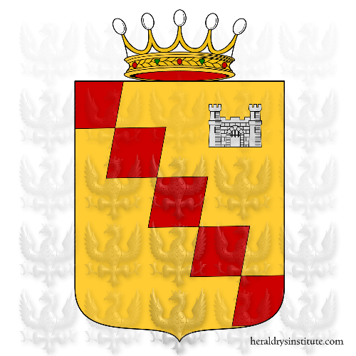 Coat of Arms of family Sbardi