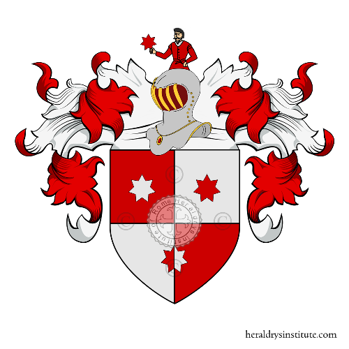 Coat of Arms of family Possati