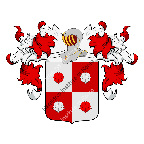 Coat of Arms of family Settoni