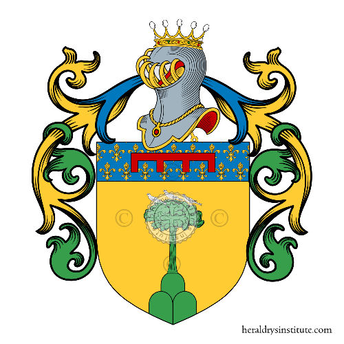 Coat of Arms of family Maio