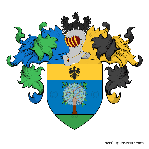 Coat of Arms of family Prigerio