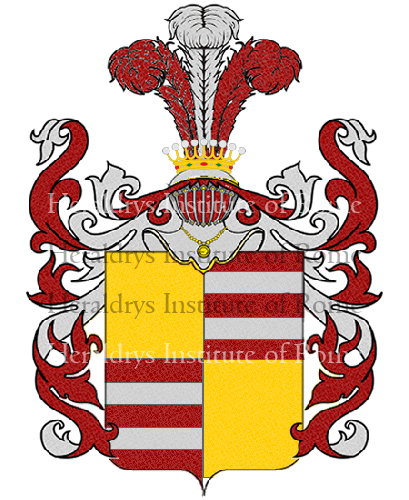 Coat of Arms of family Maggi Ghilardi