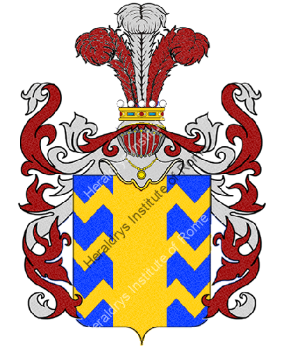 Coat of Arms of family Radini