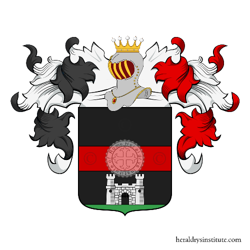 Coat of Arms of family Pigani
