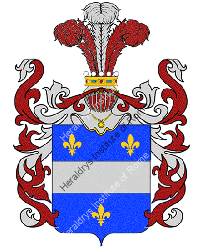 Familien-Wappen Andenna