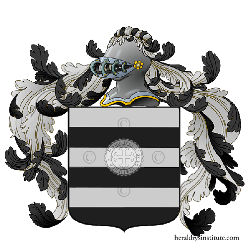 Coat of Arms of family Patrizie