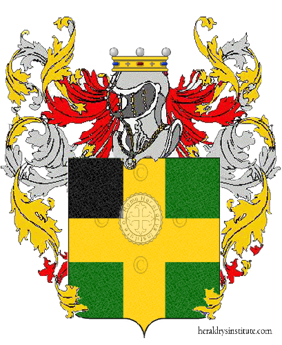 Coat of Arms of family Fragella Anna