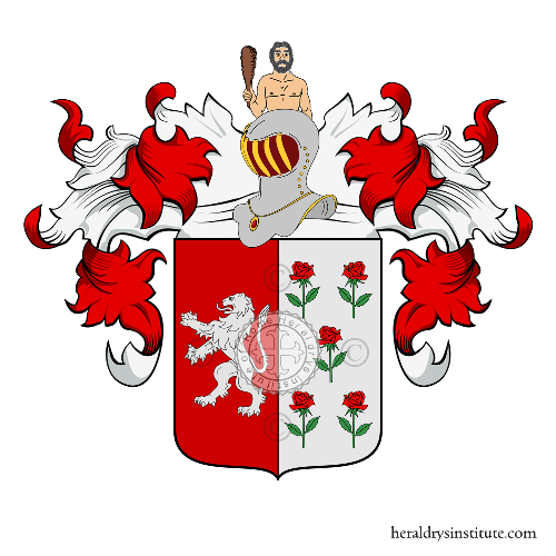 Coat of Arms of family Padovini