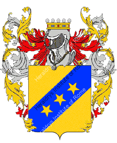 Coat of Arms of family De Matteis