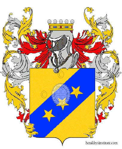 Coat of Arms of family Matteisi