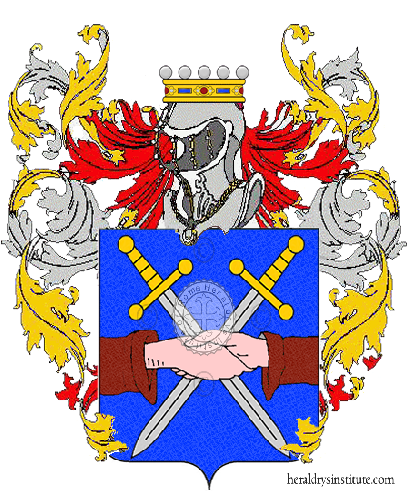 Coat of Arms of family Miccini