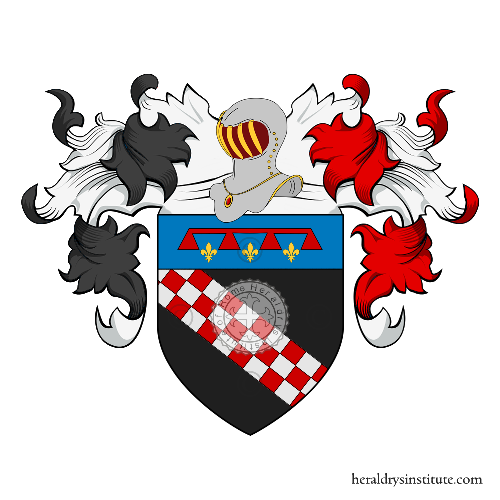 Coat of Arms of family Piacentino