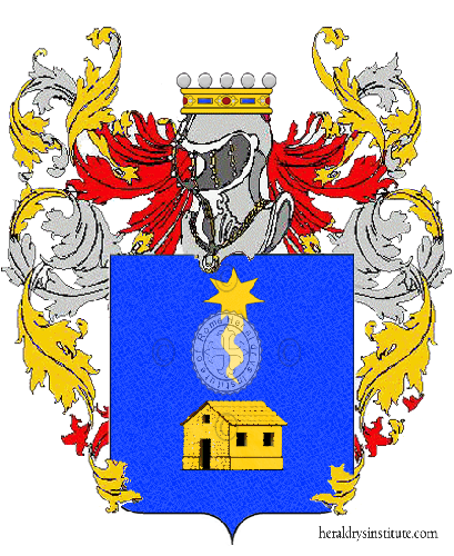 Coat of Arms of family Pasoli
