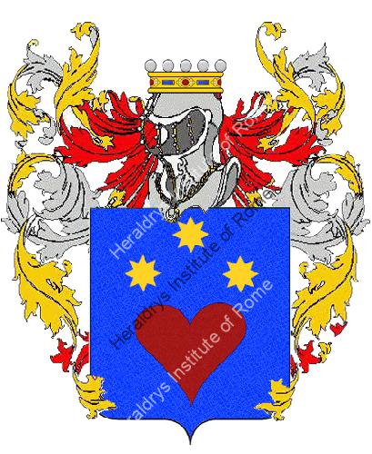Coat of Arms of family Doratti